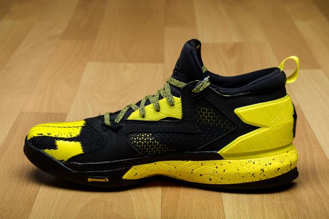 27ce775bba61 shop adidas d lillard 2 e97a5 8eb8e  usa adidas d lillard 2 black yellow  medial b42354 940eb 259d4