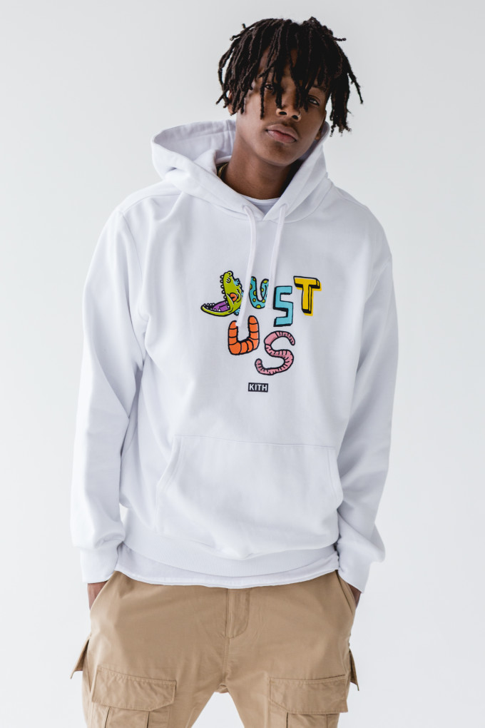 This is Kith and Nickelodeon's Rugrats collection.