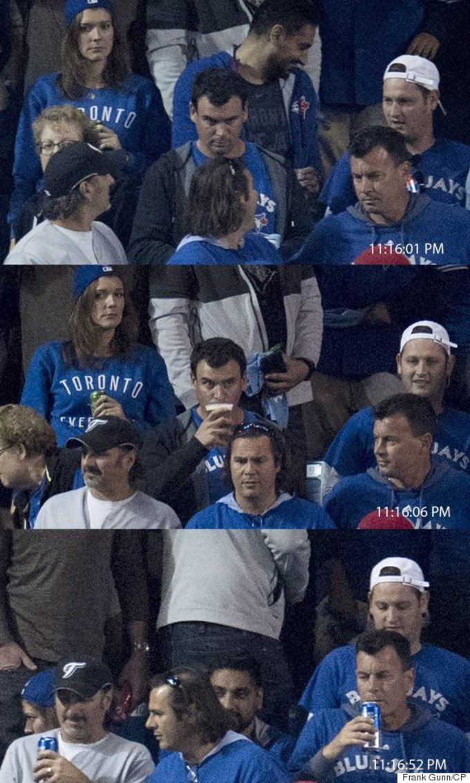 Man Charged With Mischief In Blue Jays Beer Toss Incident