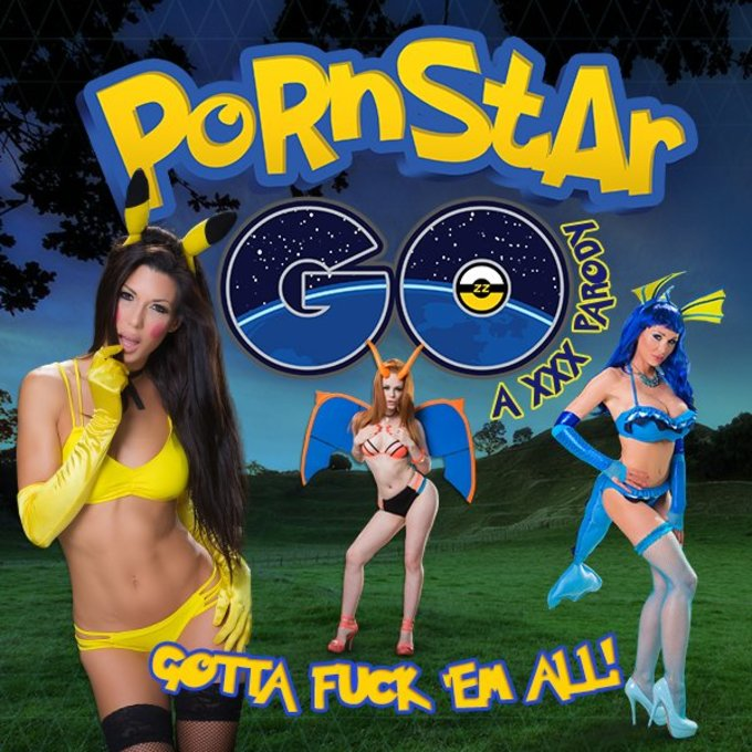 'Pornstar Go: A XXX Parody' is exactly what you think.