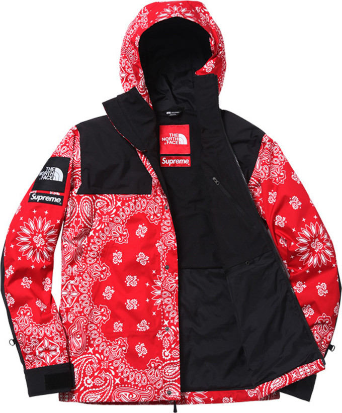 2f625e112 The Supreme x The North Face Winter 2014 Collection Is Here | Complex