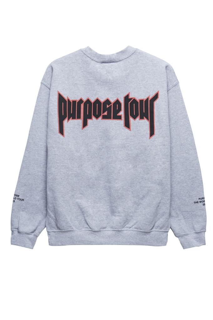 Justin Bieber x Pacsun Purpose Tour Merch