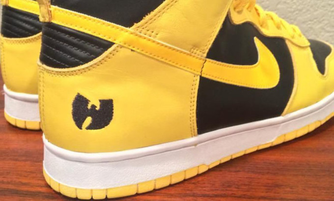 eaf0b4acc791 A Few Stacks Will Get You a Pair of Wu-Tang x Nike Dunk Highs