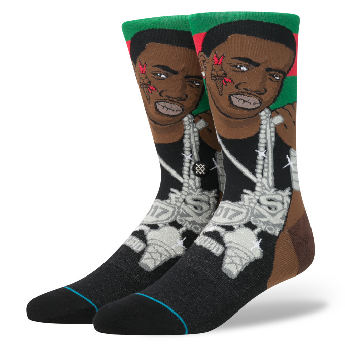 Gucci Mane x Stance Sock CollectionGucci Mane x Stance Sock Collection