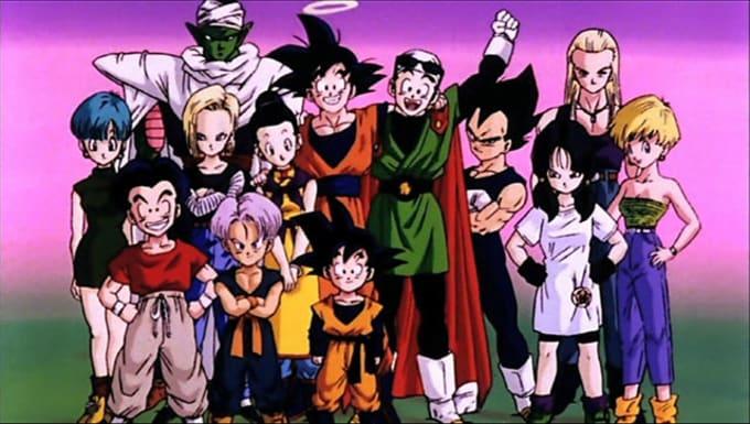'Dragon Ball Z'