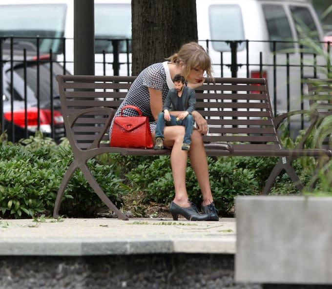 Sad Taylor