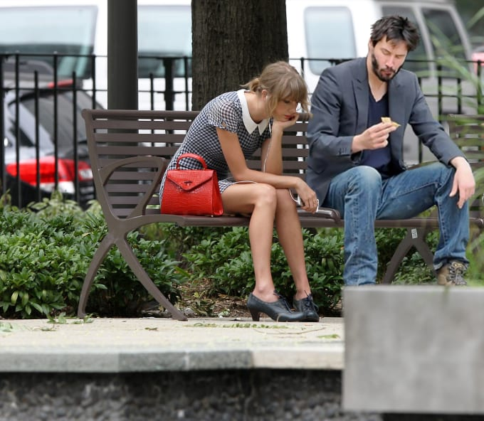 Taylor, sad