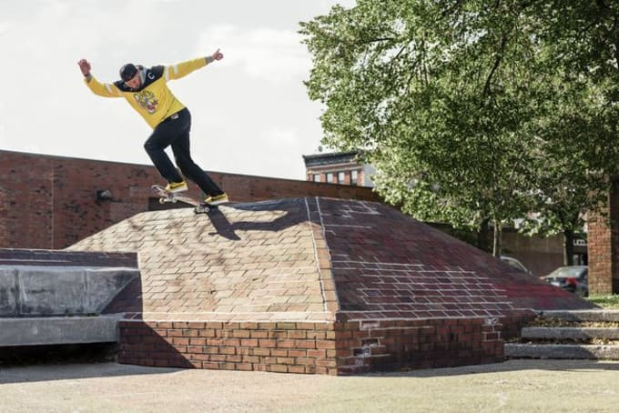 Brian Anderson x Nike SB collection