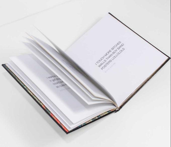 ASAP Yams book inside