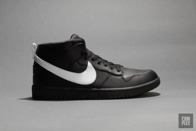 Riccardo Tisci x Nike Dunk Black