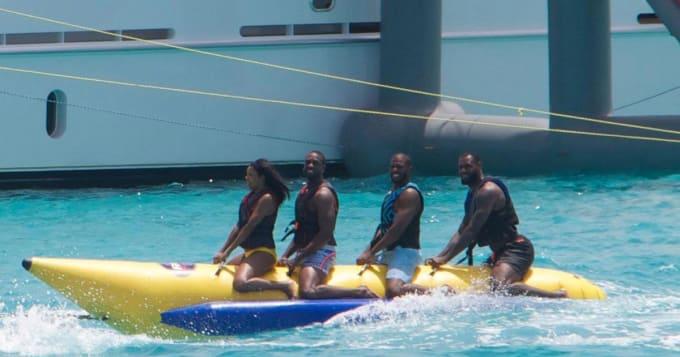 lebron-banana-boat