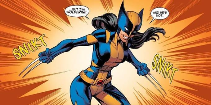 X-23, Wolverine