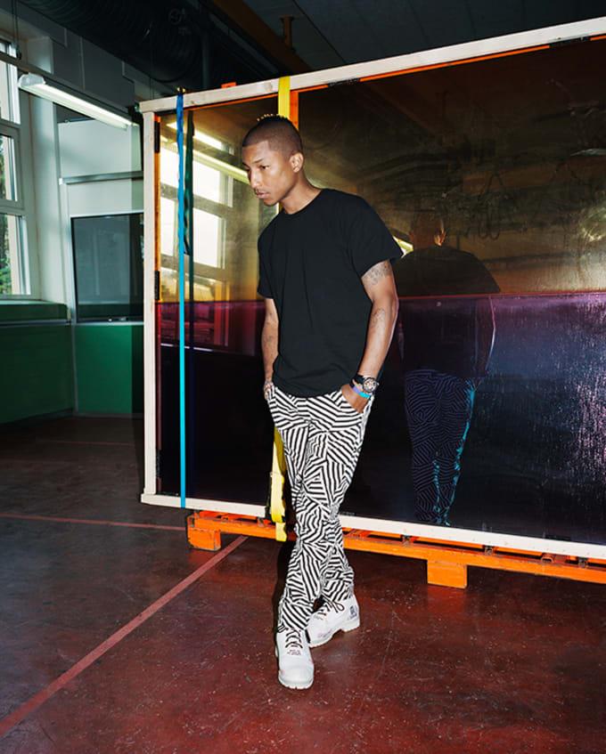 Pharrell Williams for G-Star
