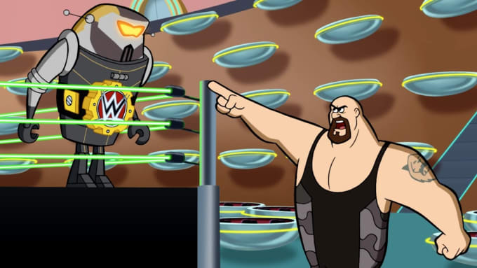 big show cartoon
