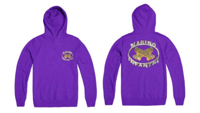 Marino Infantry hoodie