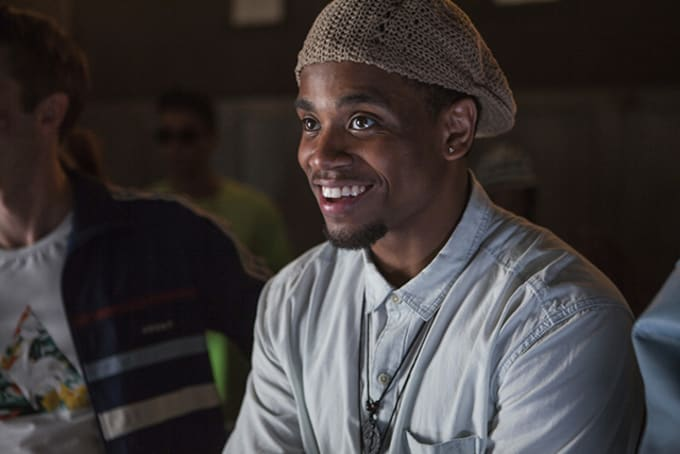 Mack Wilds on VH1's 'The Breaks'