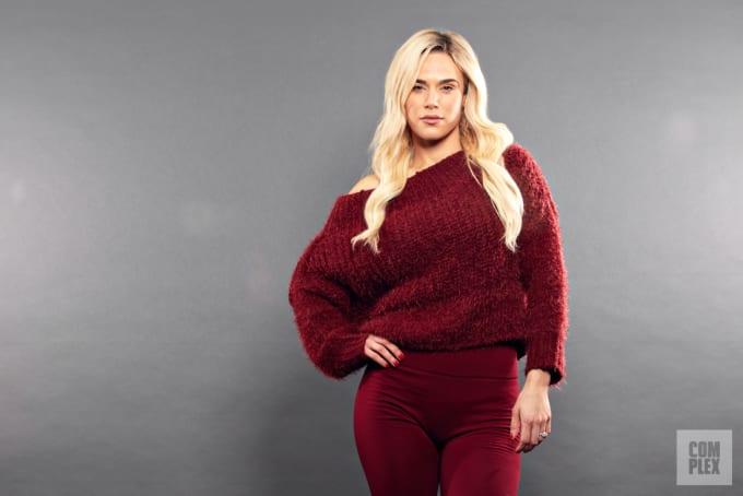 Lana WWE Facing Forward 2017 Cabrera