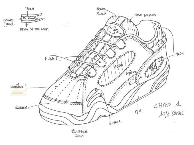 eS Chad Muska Sketch