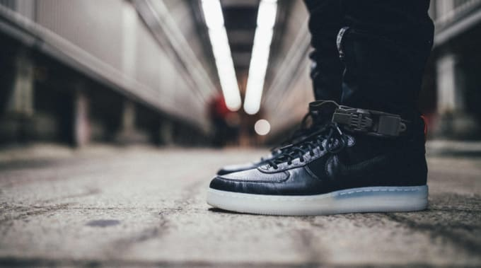 99fc658b9861 Acronym x Nike Air Force 1 Downtown Release Date