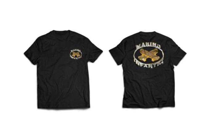 Marino Infantry tee