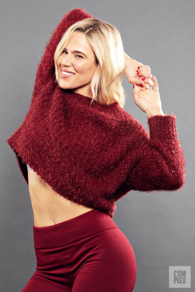 Lana Vertical WWE 2017 Cabrera
