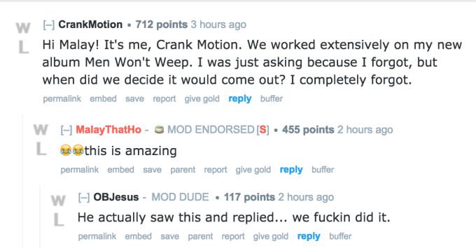 What It's Like Running Frank Ocean's Subreddit | Complex