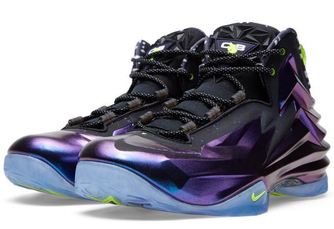 buy online 904b2 e6ef0 ... Cave Purple  Kicks of the Day Nike Chuck Posite ...