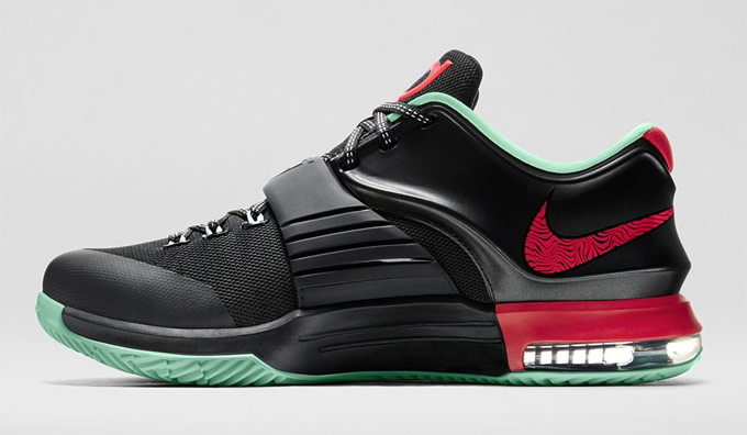 quality design 0ca32 9c20e australia nike kd 7 good apples 30465 f0443  best colorway to your  collection of kds the sneaker drops this saturday on nike at 8