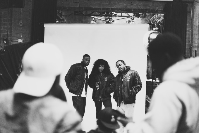 This is TDE's 2016 Holiday Collection.