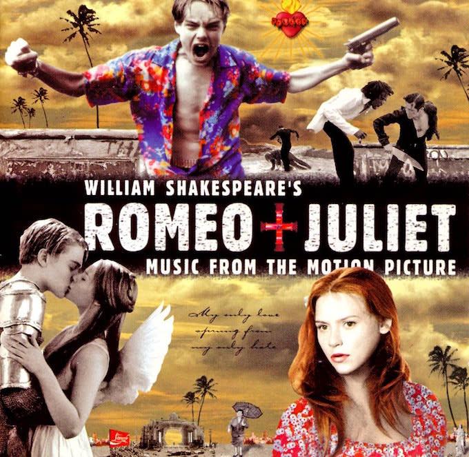 Romeo + Juliet Soundtrack