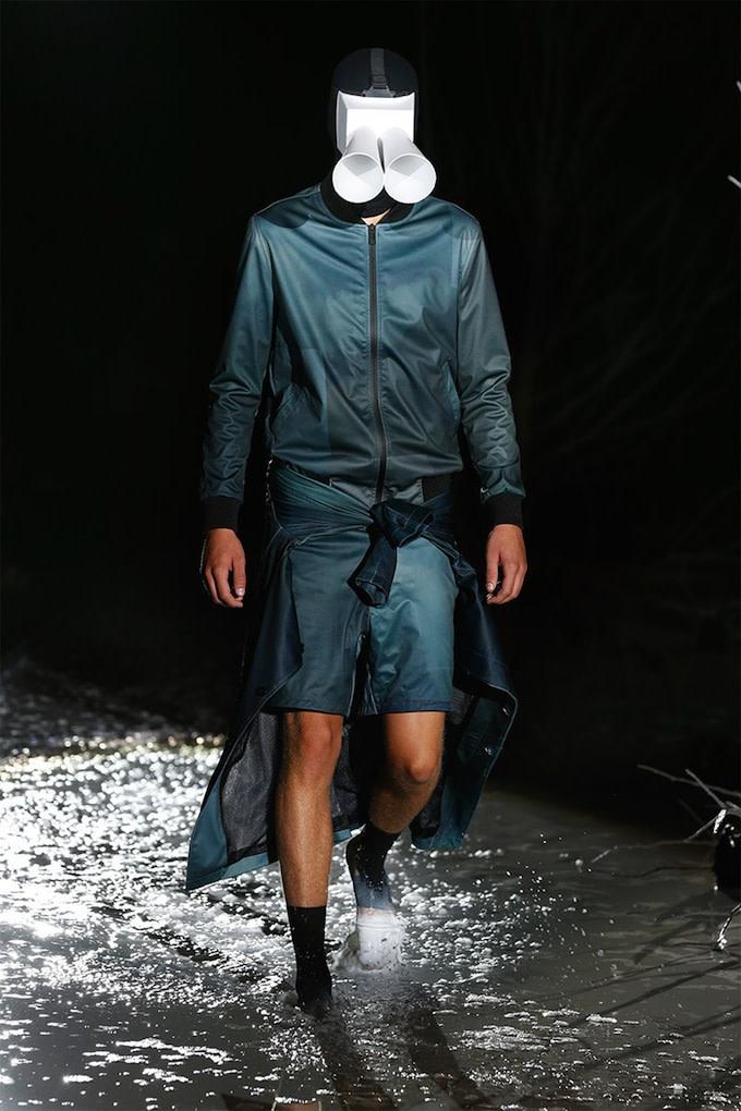 Han Kjobenhavn Shows Its Spring Summer 2015 Collection At Copenhagen Fashion Week Complex