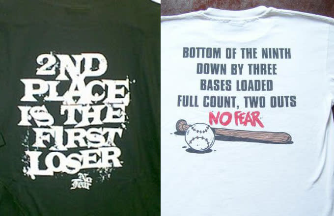 275cf88e8 No Fear, Big Dogs, AND1, and Other Forgotten Graphic T-Shirts of the ...