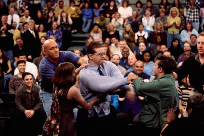 The Passion of Steve Wilkos: From 'Jerry Springer' Muscle to