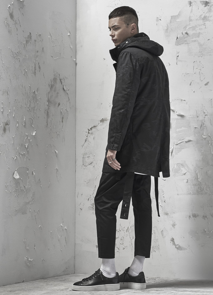 This is Barneys New York and Stampd's 130 Collection.