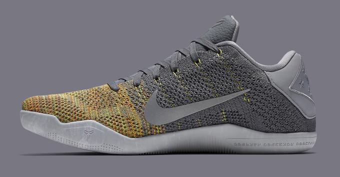 Nike Kobe 11 Master of Innovation 822675-037 Medial