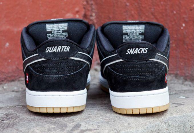 free shipping 4ff29 705a7 Quartersnacks x Nike Dunk Low Premium SB | Complex