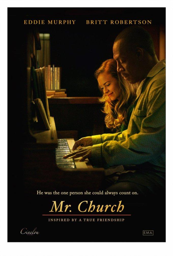 'Mr. Church' poster