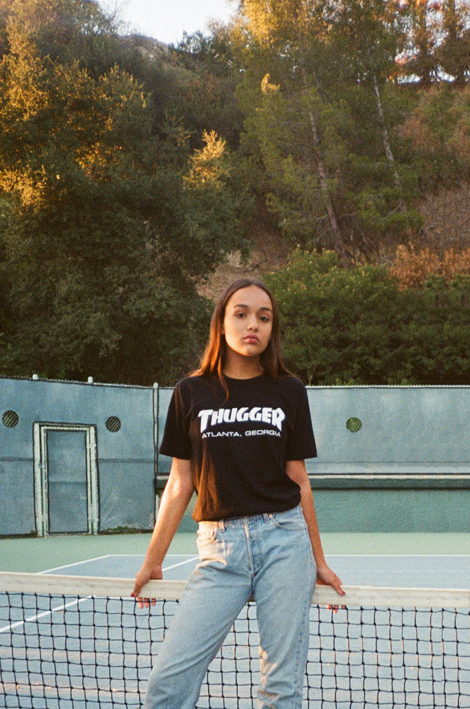Young Thug x Thrasher