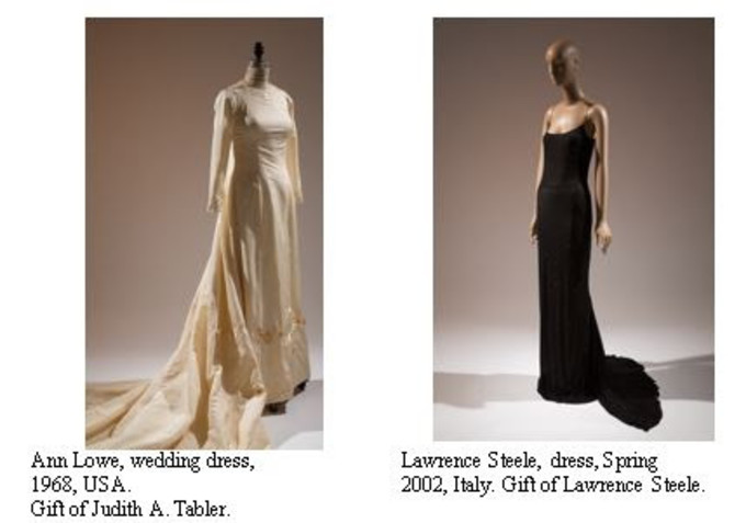 The Museum at FIT Presents the Black Fashion Designers exhibit.