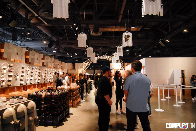 Nike Force Space at ComplexCon (2)