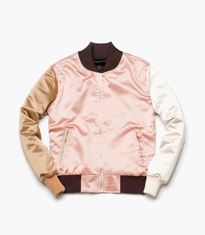 Needs and Wants Bomber Jacket