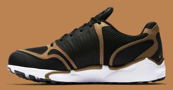 Nike Air Zoom Talaria Black/Gold Medial