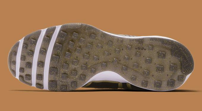 Nike Air Zoom Talaria Black/Gold Sole