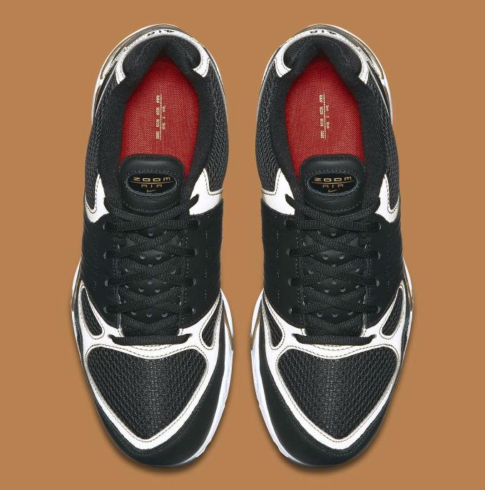 Nike Air Zoom Talaria Black/Gold Top