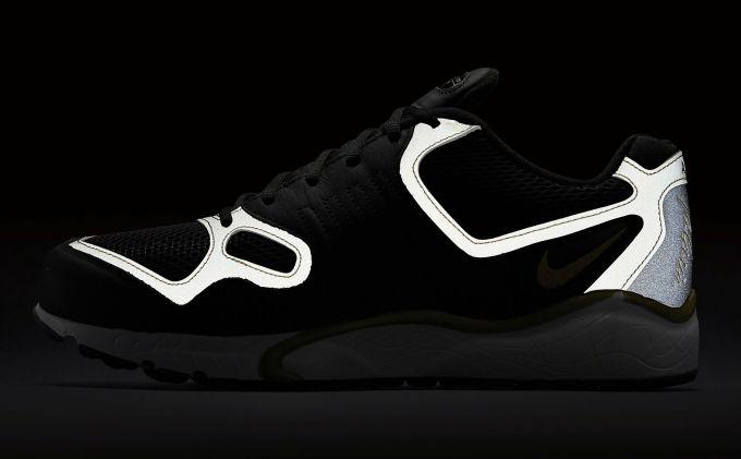 Nike Air Zoom Talaria Black/Gold Reflective