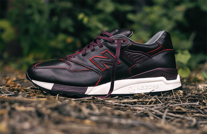 free shipping 59a44 e0536 Horween Leather x New Balance 998 $400 Sneakers | Complex