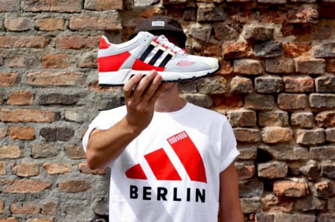 Adidas EQT Berlin