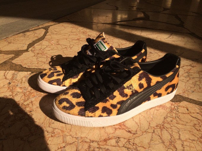 13580dfb551257 Puma Clyde Animal Print