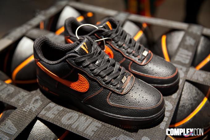 Vlone Nike Air Force 1 ToeBox