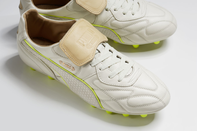reputable site 149f0 7cb24 PUMA King Made in Italy – White